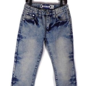 Demolition Jeans Mens Acid Wash Size 32/32 M1256
